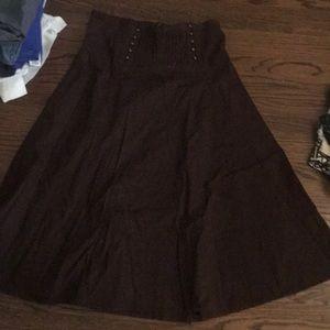Pre-loved Brown Skirt